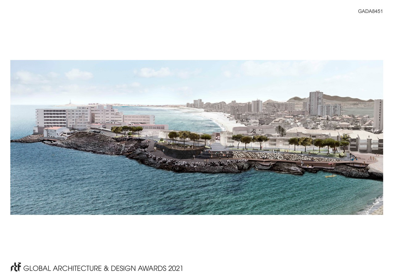 Viewpoint By The Sea | Enrique Minguez Arquitectos - Sheet2