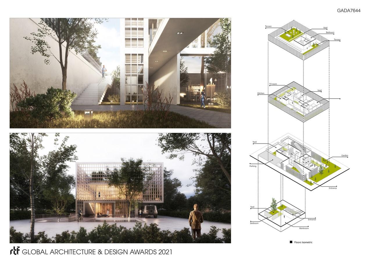 Wall Free House | Saffar Studio - Sheet4