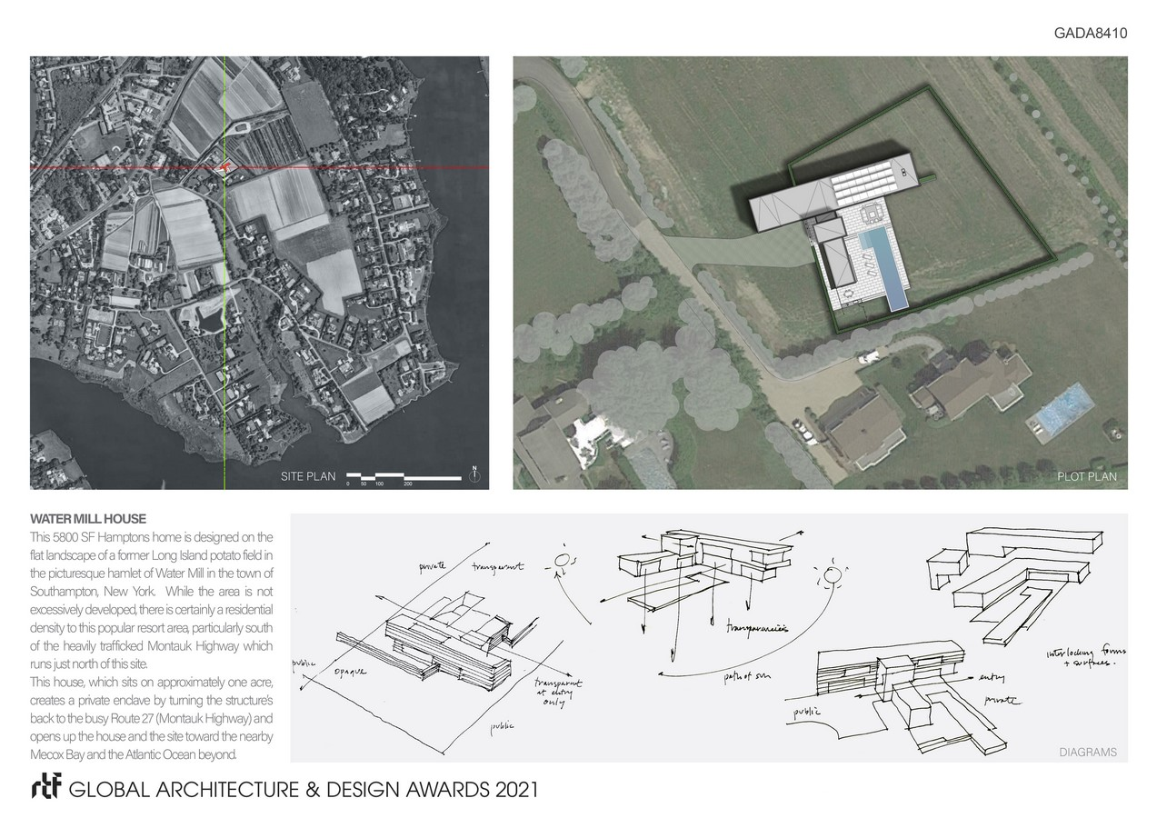 Water Mill House   SPG Architects - Sheet2