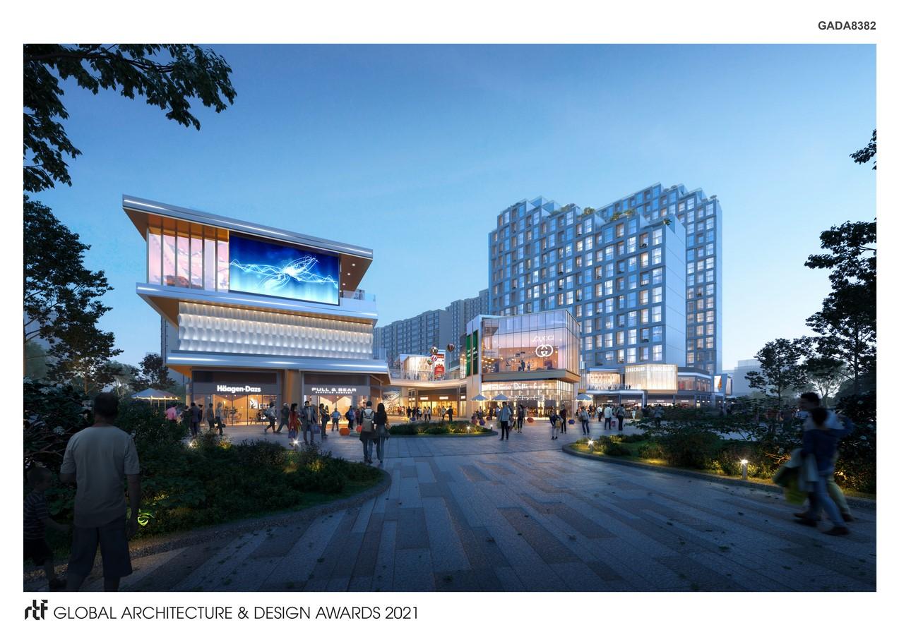 Xi'An Fengdong Starry Future Mixed-Use Development   L&P Architects - Sheet1