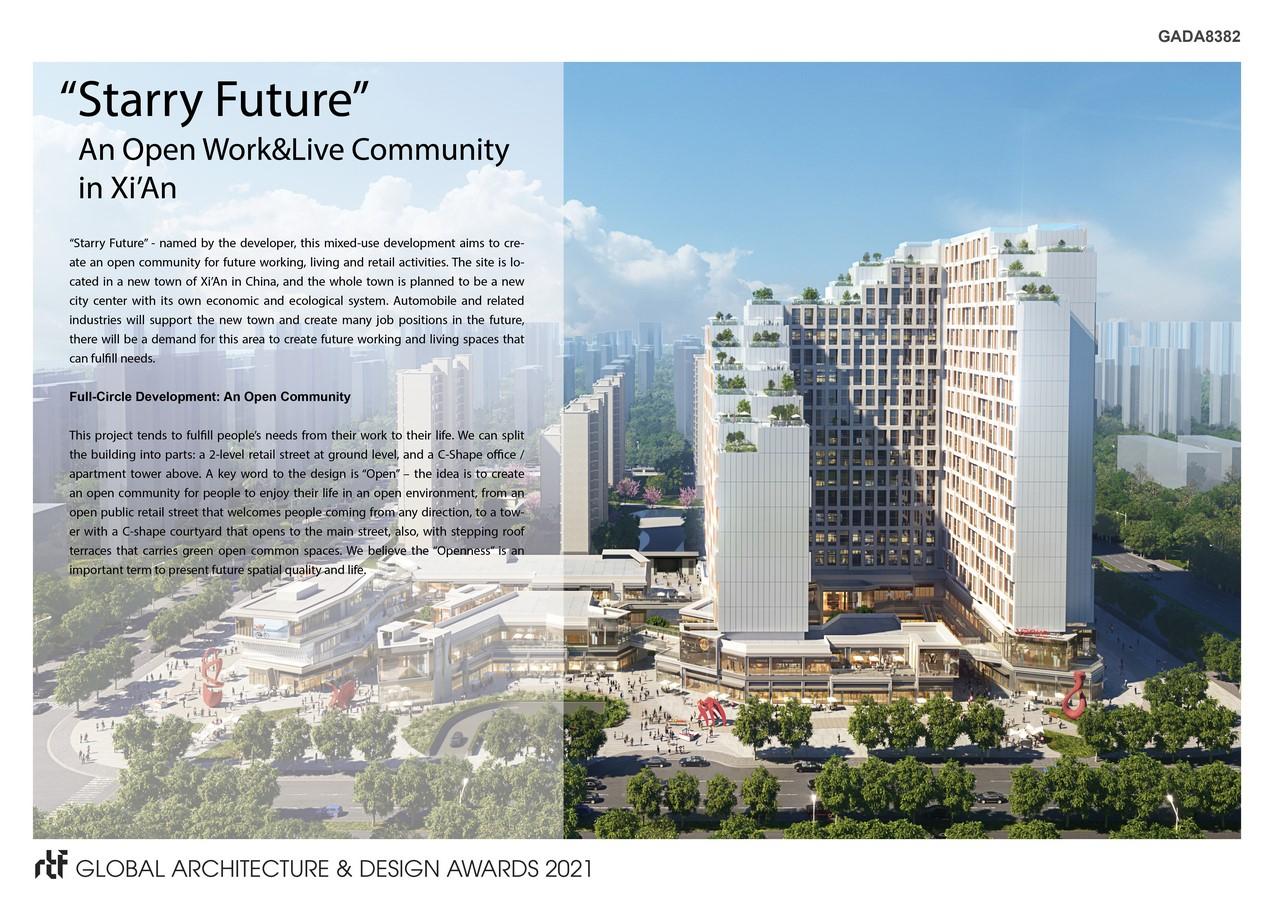 Xi'An Fengdong Starry Future Mixed-Use Development   L&P Architects - Sheet2