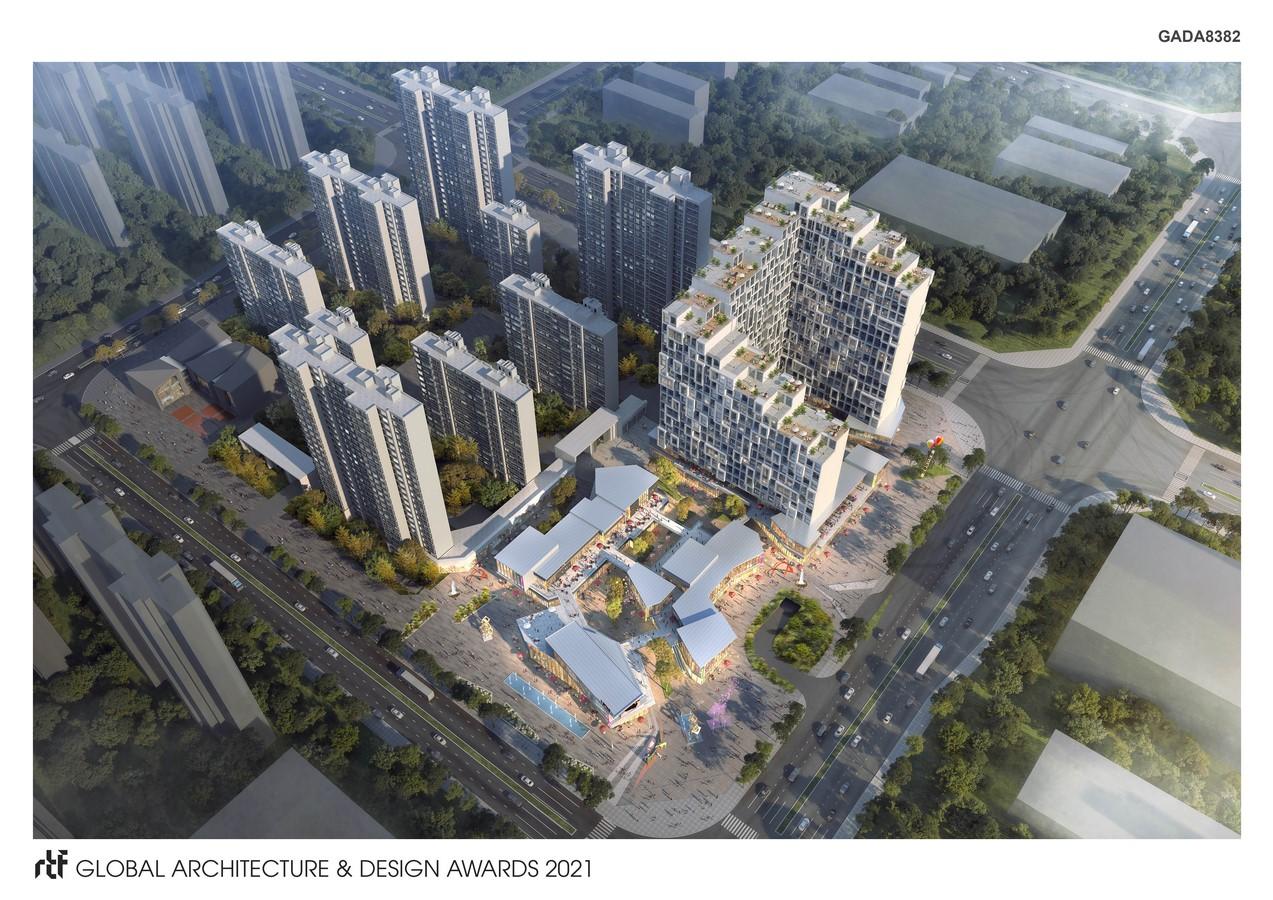 Xi'An Fengdong Starry Future Mixed-Use Development   L&P Architects - Sheet3
