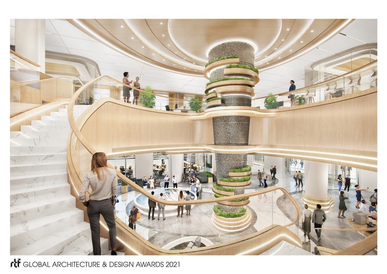 Yinchuan Jianfa Yoyo City Sales Center   L&P Architects - Sheet1