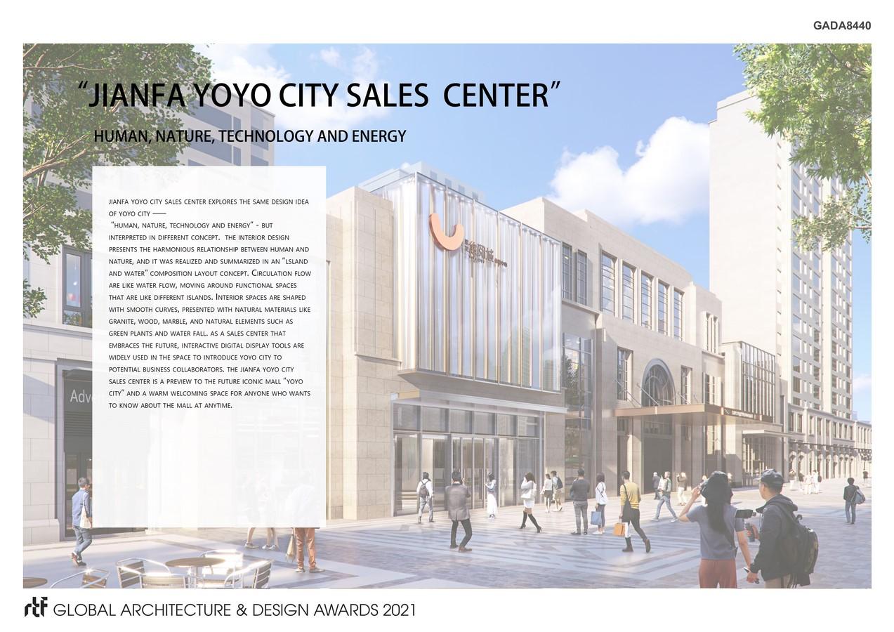 Yinchuan Jianfa Yoyo City Sales Center   L&P Architects - Sheet2