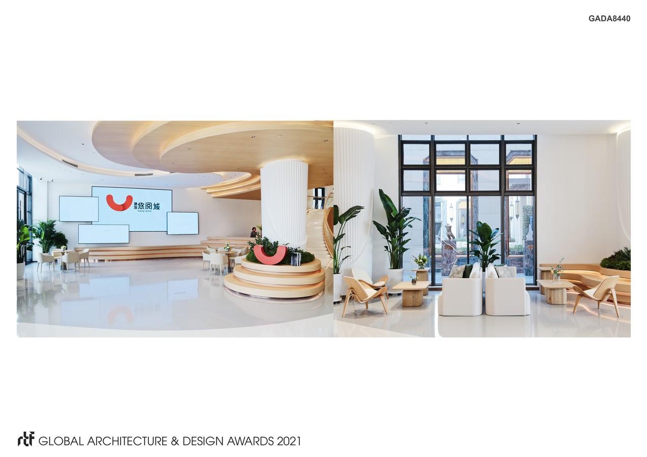 Yinchuan Jianfa Yoyo City Sales Center   L&P Architects - Sheet4