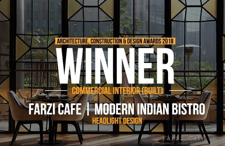 Farzi Cafe modern indian bist