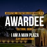 I AM A MAN Plaza