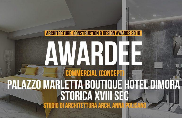 Palazzo Marletta Boutique Hotel Dimora Storica Xviii Sec