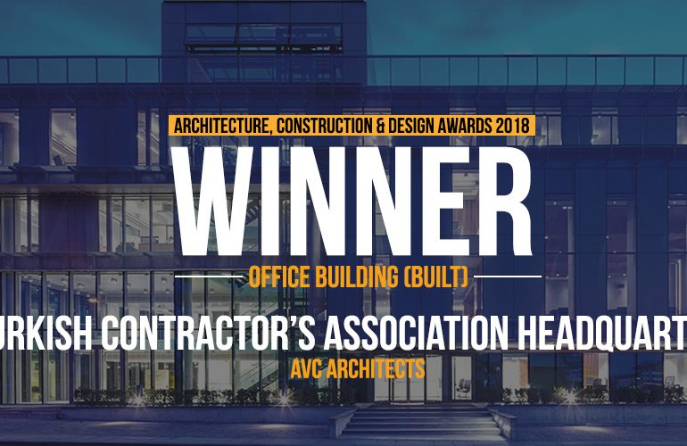 Turkish Contractor's Association Headquarters | Avcı