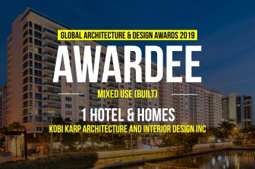 1 Hotel & Homes | Kobi Karp Architecture and Interior Design Inc