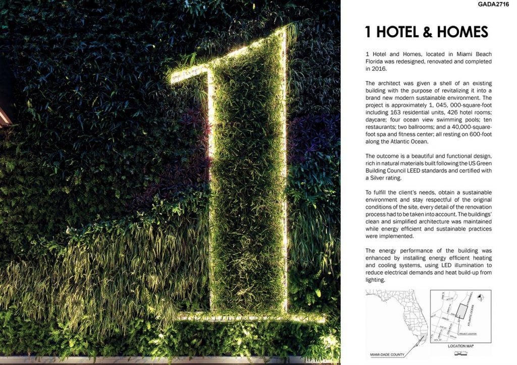 1 Hotel & Homes by Kobi Karp Architecture and Interior Design Inc - Sheet2