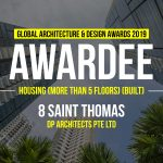 8 Saint Thomas   DP Architects Pte Ltd