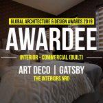 ART DECO GATSBY | The Interiors NRD