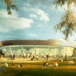 Astana Arts Center by Adrian Smith + Gordon Gill Architecture - Sheet2