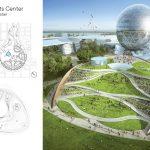 Astana Arts Center by Adrian Smith + Gordon Gill Architecture - Sheet1