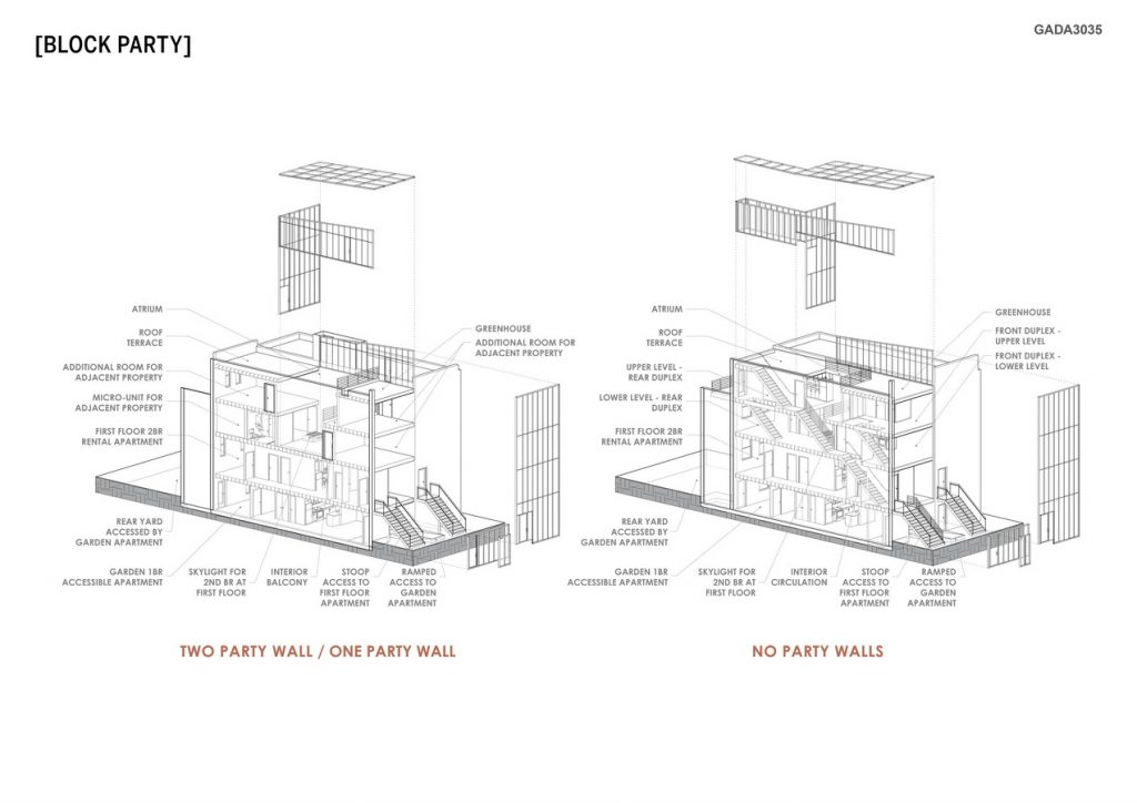 Block Party by Dattner Architects - Sheet2