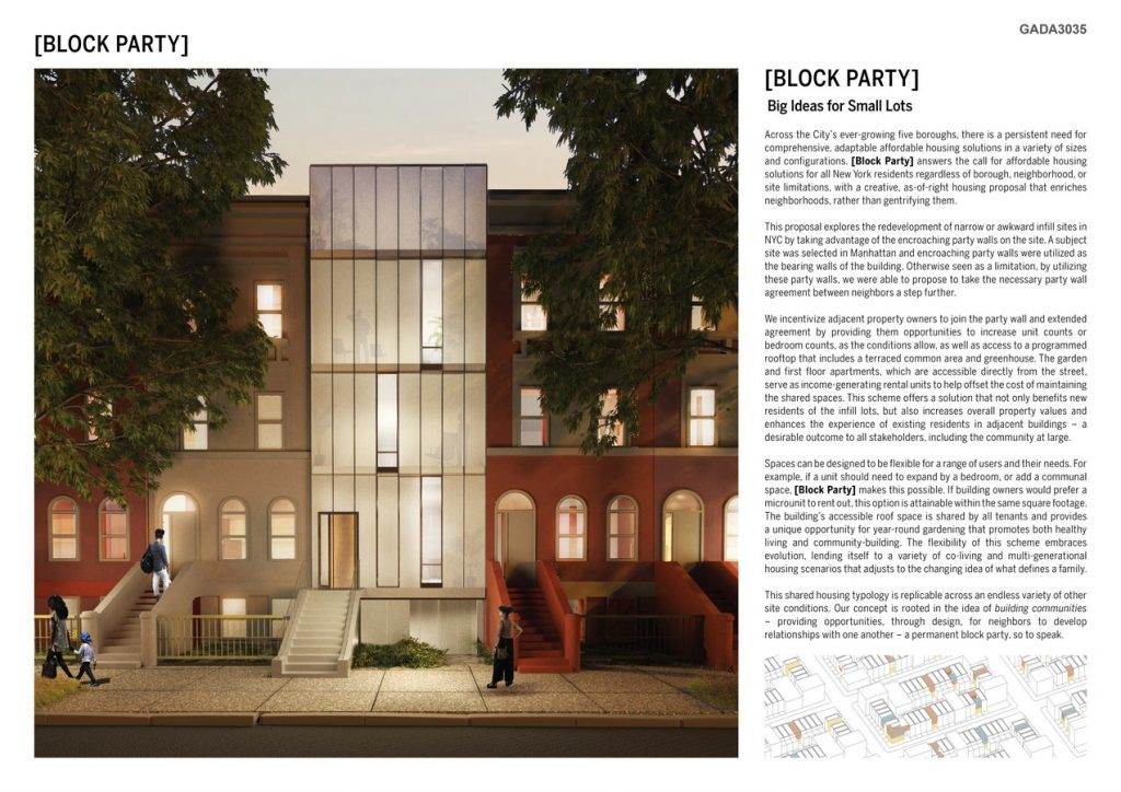Block Party by Dattner Architects - Sheet3