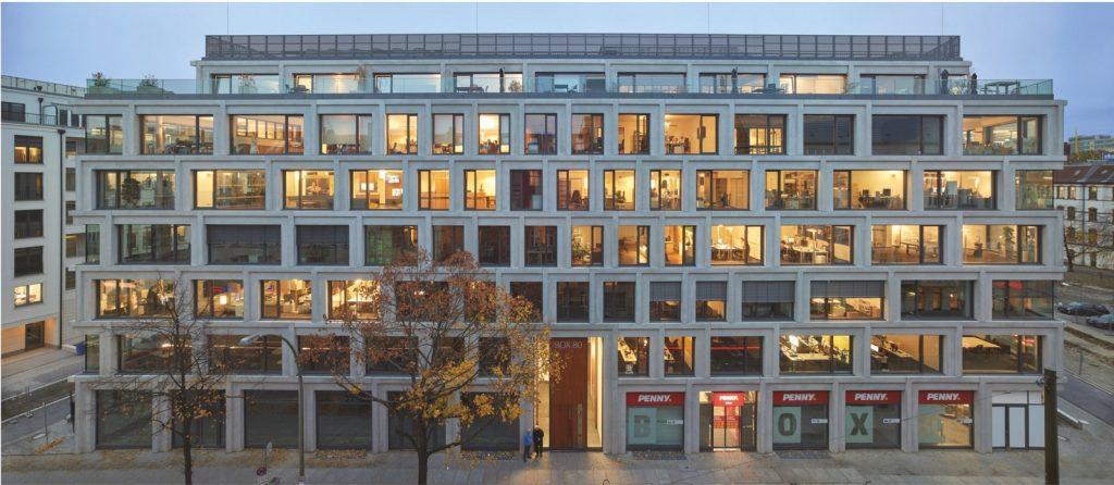 Boxhagener Straße by TCHOBAN VOSS Architekten GmbH - Sheet3