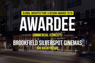 Brookfield Silverspot Cinemas | Doo Architecture
