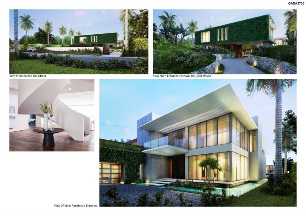 C Residence by Kobi Karp Architecture and Interior Design Inc - Sheet1