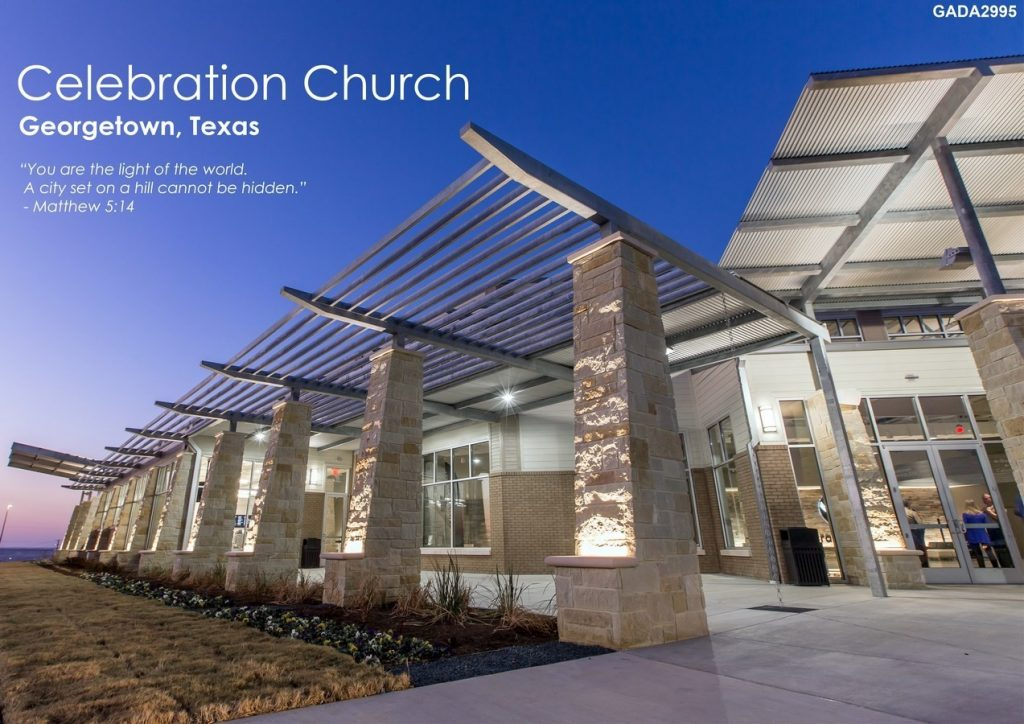 Celebration Church by SPACE (Specialized Planning & Architecture for Church Environments, LLC) - Sheet1