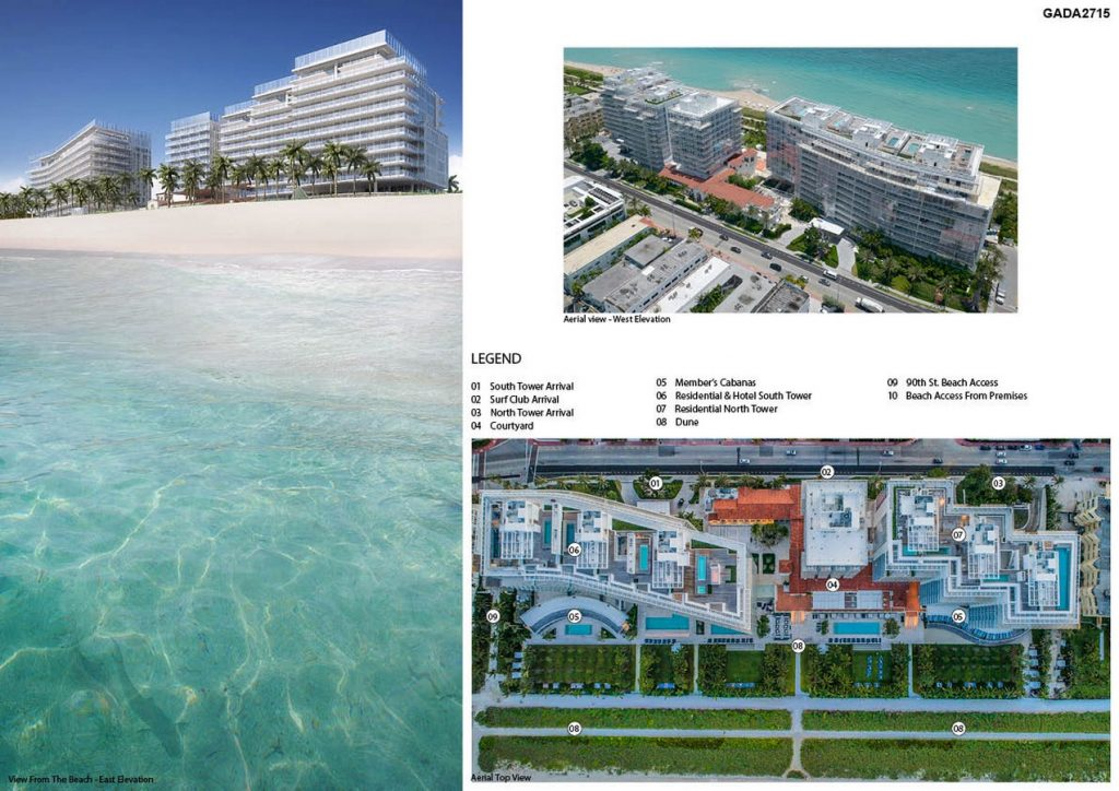 Four Seasons at The Surfclub by Kobi Karp Architecture and Interior Design Inc - Sheet4