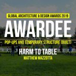HARM TO TABLE | Matthew Mazzotta