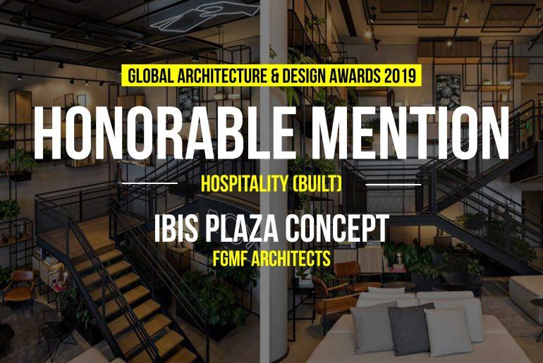 Ibis Plaza Concept