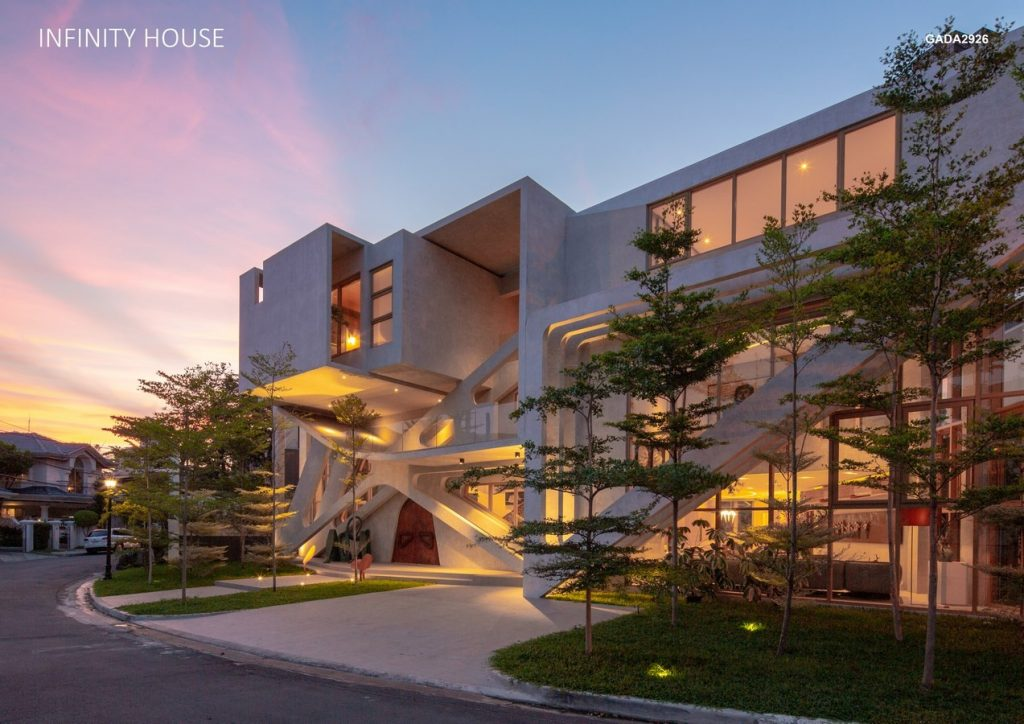 Infinity House by Juan Carlo Calma - Sheet5