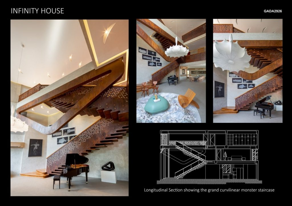 Infinity House by Juan Carlo Calma - Sheet3