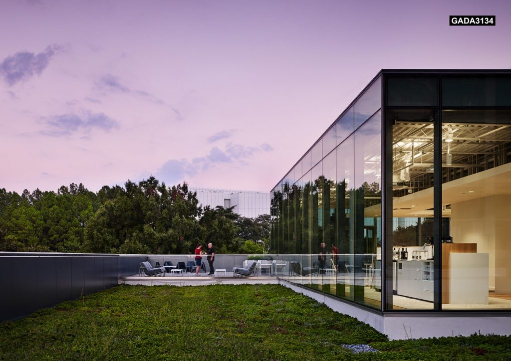 Interface Headquarters by Perkins and Will - Sheet4
