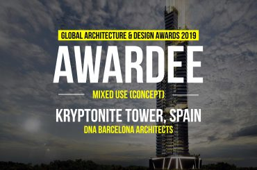 KRYPTONITE TOWER | DNA BARCELONA ARCHITECTS