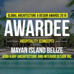 Mayan Island Belize | Kobi Karp Architecture and Interior Design Inc
