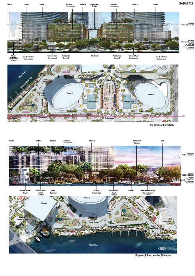 Miami River by Kobi Karp Architecture and Interior Design Inc - Sheet2