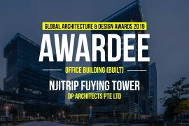NJITRIP FUYING TOWER | DP Architects Pte Ltd