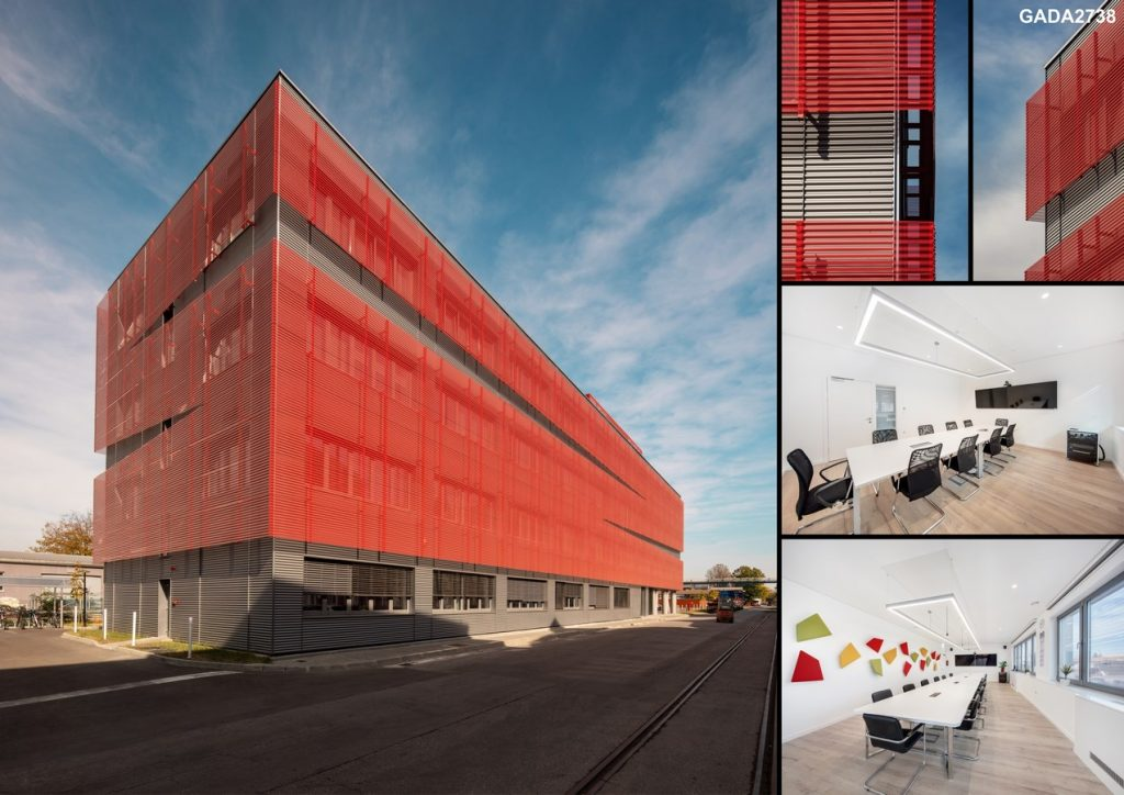 Office building DDTEP Rechner architects