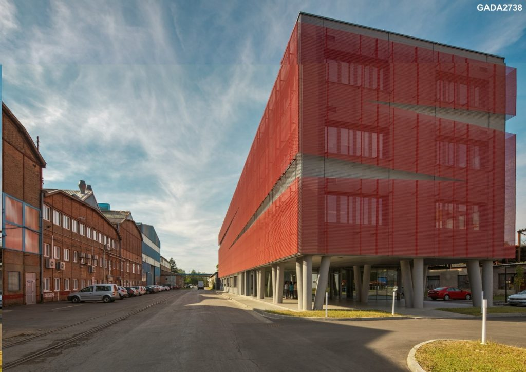 Office building DDTEP by Rechner architects - Sheet2
