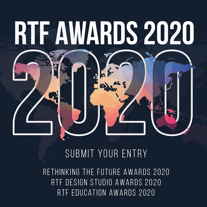 RTF Architecture Awards 2020 - Entry submission for architecture awards 2020