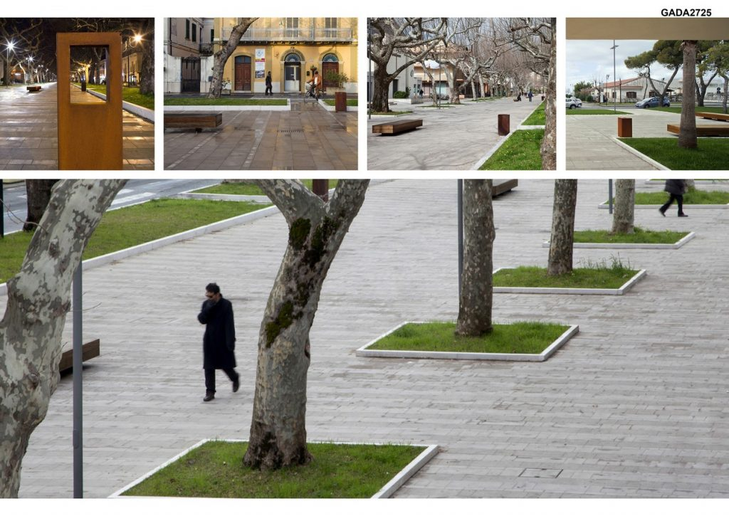 Renovation of the historical centre of Praia a Mare, Italy by Studio Bradaschia Srl - Sheet3
