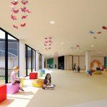 Smart HUB Nursery School Project by Design Studio of WPIP - Sheet3