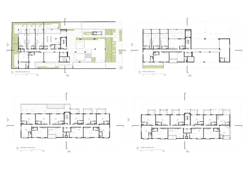 Tetrys Building by FGMF Architects - Sheet1