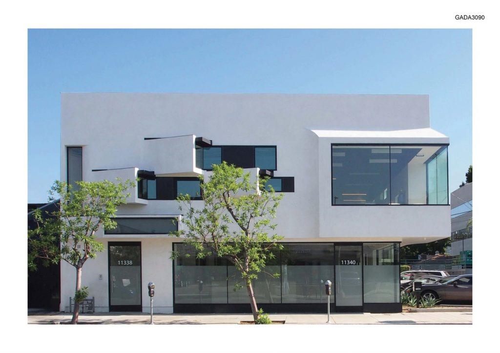 Thaxton and Assoicates Office & Retail Building by Griffin Enright Architects - Sheet2