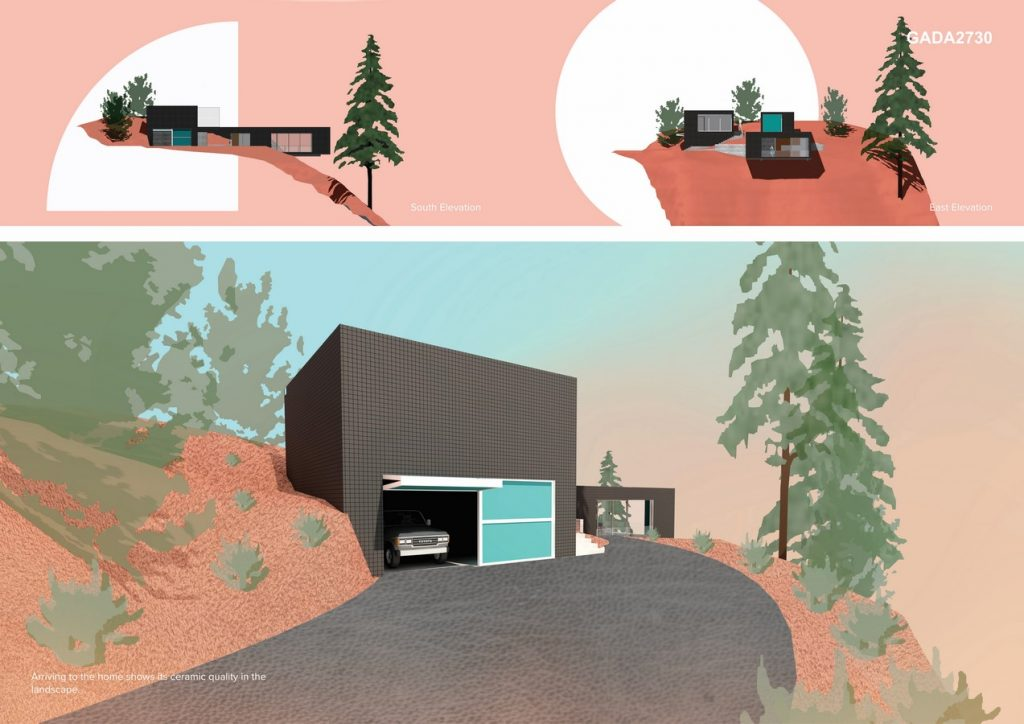The Fire Lookout House by Paul Michael Davis Architects PLLC - Sheet2