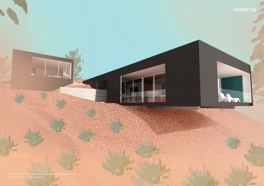 The Fire Lookout House by Paul Michael Davis Architects PLLC - Sheet3