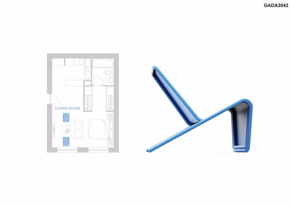 Turning Chair by Insu Design - Sheet5