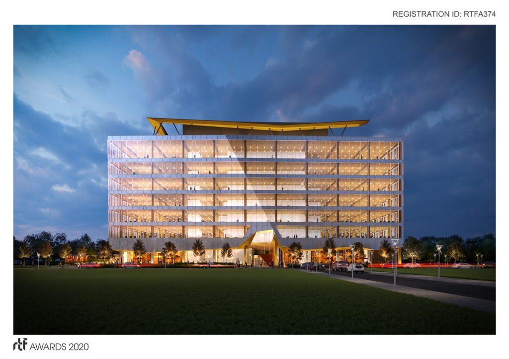 77 Wade Avenue | bnkc architects - Sheet1