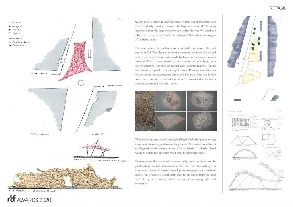 Andromeda Reimagined | Fahed + Architects - Sheet3