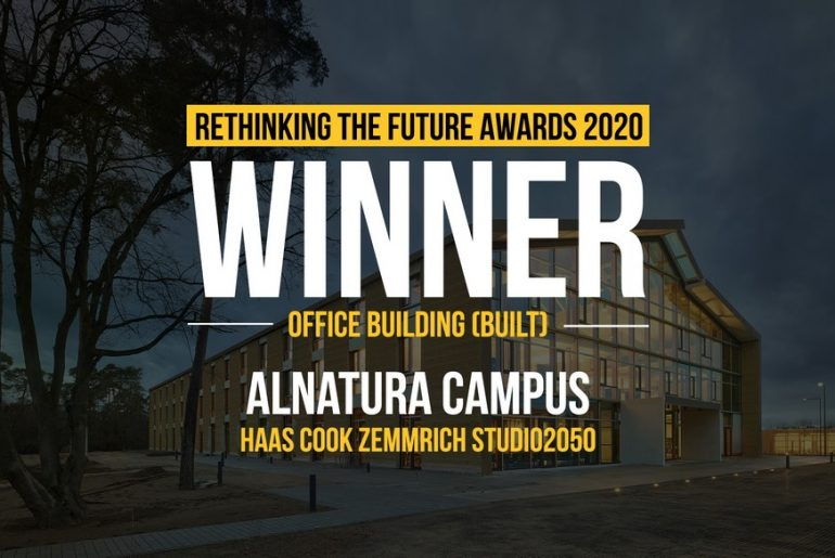 Alnatura Campus | haas cook zemmrich STUDIO2050