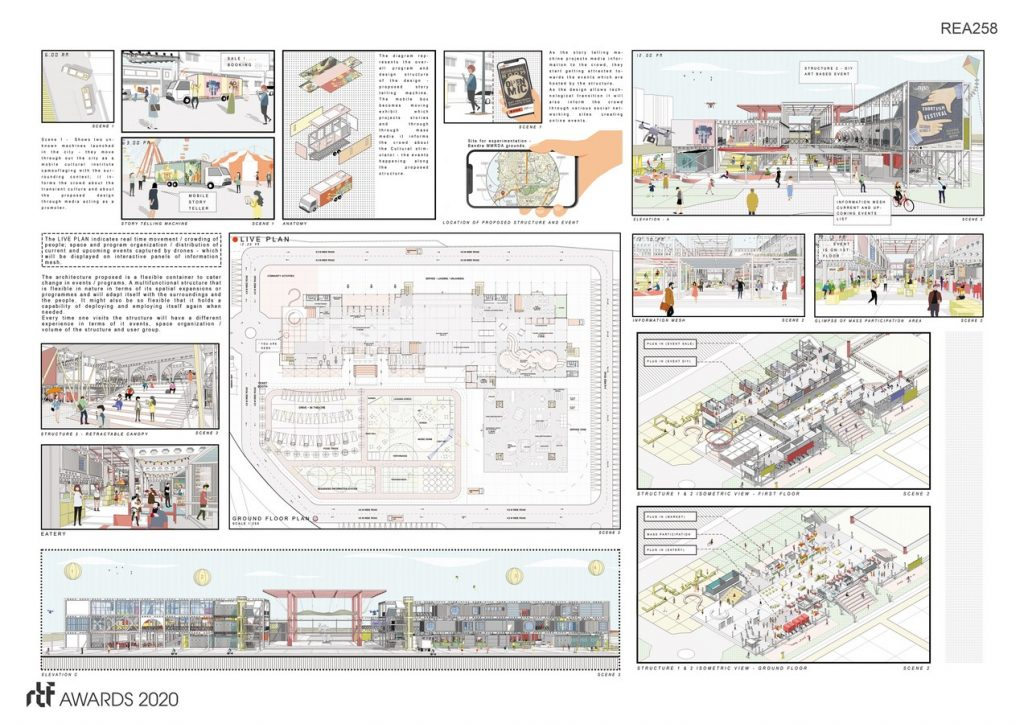 Architecture that Responds to CHANGE A Social Plug-in Nikhil Anand Kalambe - Sheet3