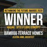 Bamboo Terrace Homes   Eleena Jamil Architect